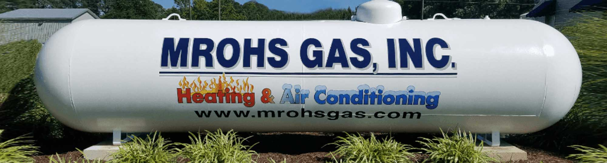 Mrohs Gas, Inc. Container