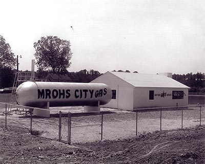 Old Mroh's City Plant