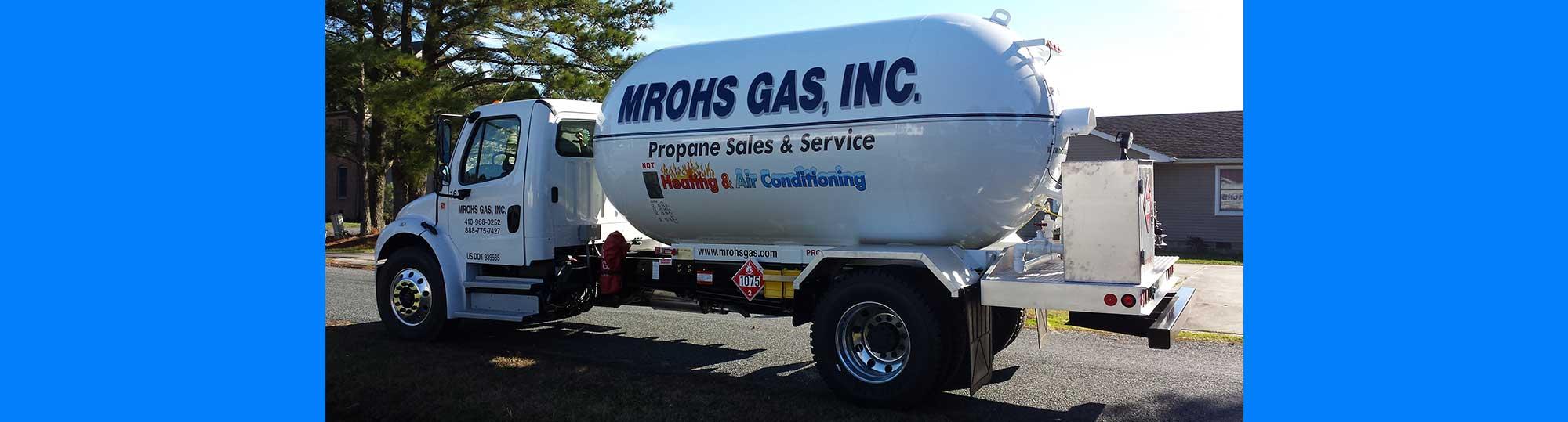 Mrohs Gas Truck