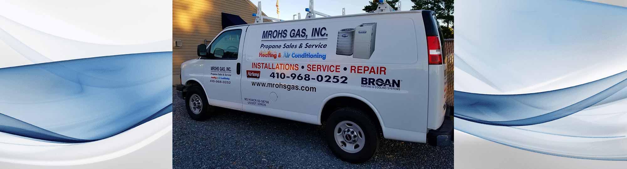Mrohs Gas, Inc. Van