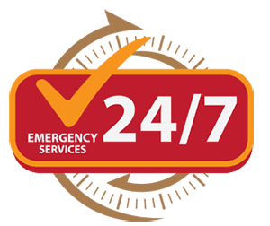 Emergency 24/7 Services